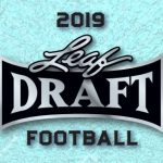 2019 Leaf Draft Football