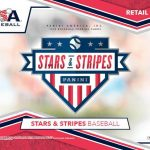 2019 Panini Stars and Stripes USA Baseball