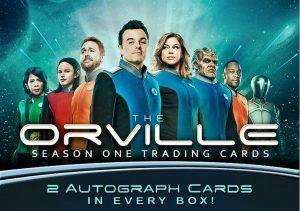 2019 Rittenhouse The Orville Season 1