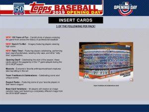 800507e3f1c 2019 Topps Opening Day - Baseball Card Checklist - Checklistcenter.com