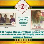 2019 Topps Stranger Things Season 2