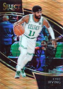 Base Courtside Neon Orange Pulsar FOTL Kyrie Irving
