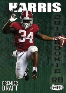 Base Damien Harris