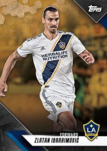 Base Gold Zlatan Ibrahimovic