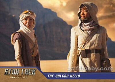 Star Trek Discovery Season 1 James Frain as Sarek Full Bleed Autograph