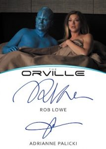 Case Incentive Dual Auto Rob Lowe, Adrianne Palicki