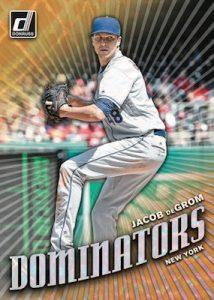 Dominators Jacob Degrom