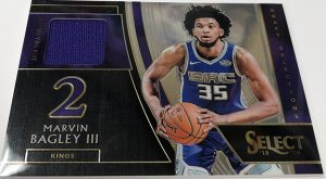 Draft Selections Marvin Bagley III