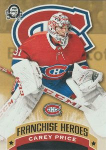 Franchise Heroes Front Carey Price
