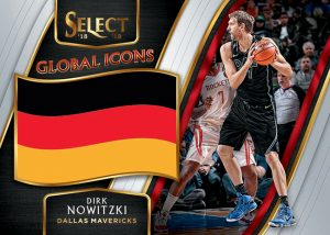 Global Icons Dirk Nowitzki