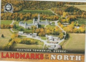 Landmarks of the North Eastern Townships
