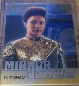 Mirror, Mirror Burnham