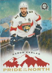 Pride of the North Aaron Ekblad