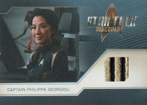 Relics Captain Philippa Georgiou