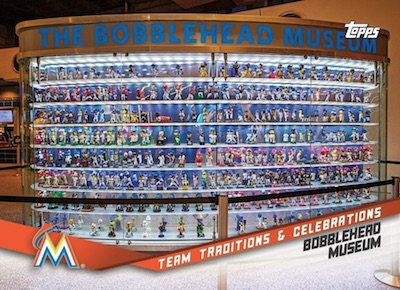 Team Traditions and Celebrations The Bobblehead Museum