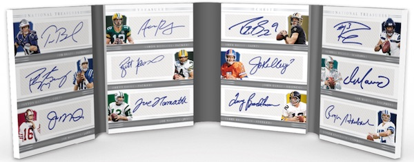 Treasure Chest Signatures