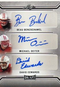 Triple Auto Beau Benzschawel, Michael Deiter, David Edwards