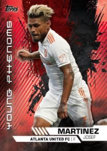 Young Phenoms Josef Martinez