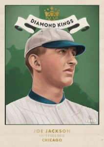 1919 Diamond Kings Joe Jackson