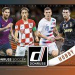 2018-19 Donruss Soccer