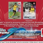 2018-19 Topps Chrome Bundesliga