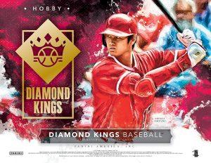 2019 Panini Diamond Kings Baseball