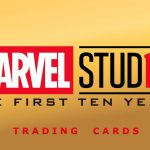 2019 UD Marvel Studios First Ten Years
