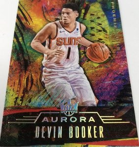 Aurora Devin Booker