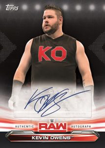 Base Auto Kevin Owens