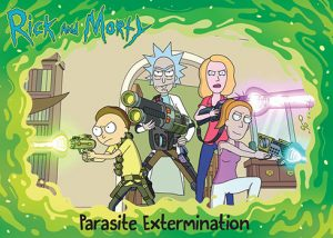 Base Parasite Extermination