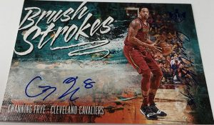 Brush Strokes Auto Channing Frye
