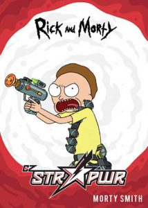CZ STR PWR Morty Smith