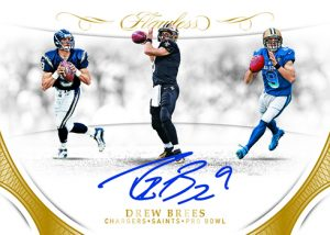 Career Progression Auto Drew Brees
