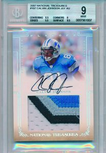 Graded Originals Calvin Johnson