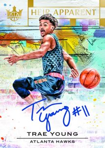 Heir Apparent Auto Trae Young