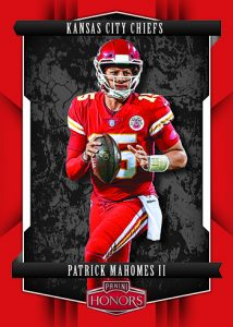Honors Base Patrick Mahomes II
