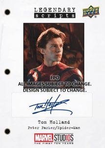 Legendary Scripts Auto Tom Holland