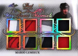 Magnificent Materials Mario Lemieux