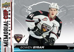 Memorial Cup Ambitions Bowen Byram