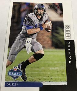 NFL Draft Daniel Jones
