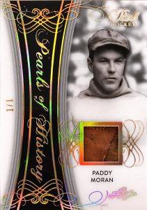 Pearls of History Paddy Moran