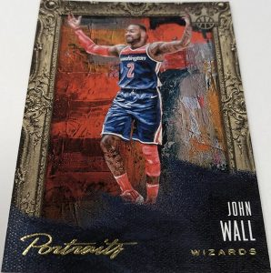 Portraits John Wall