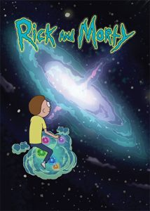 Promos Morty in Space