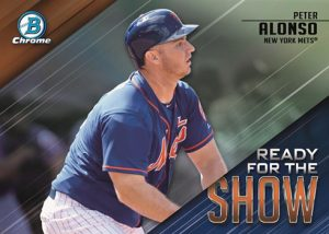 Ready For the Show Peter Alonso