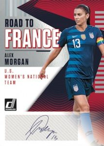Road to France Alex Morgan