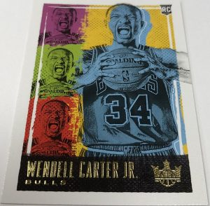 Rookies III Wendell Carter Jr