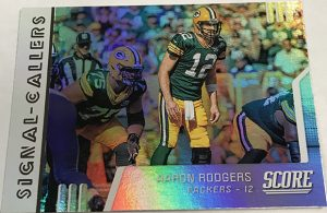 Signal Callers Aaron Rodgers