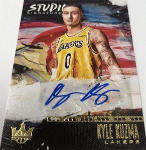 Studio Signatures Kyle Kuzma
