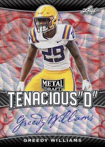 "Tenacious ""D"" Auto Greedy Williams"
