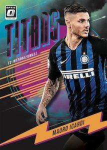 Titans Mauro Icardi